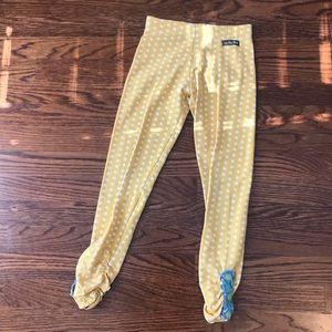 Sz 8 polka dot leggings